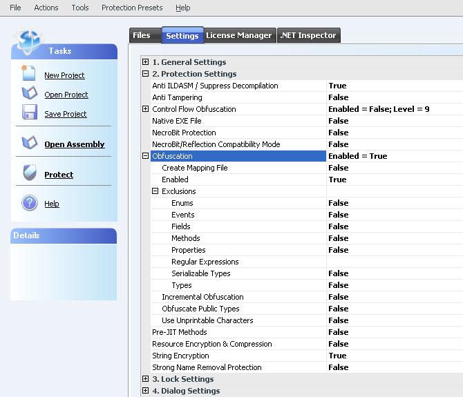 Eziriz .NET Obfuscator 1.0.0.0